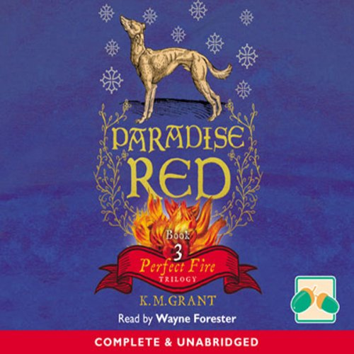 Paradise Red cover art