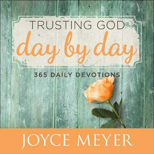 Trusting God Day by Day Titelbild