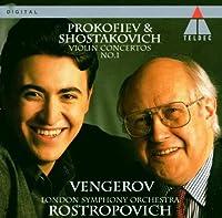 Prokofiev: Violin Concerto No. 1 / Shostakovich: Violin Concerto No. 1 (1994-11-08)