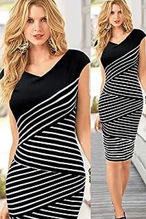 Retro Geometric Totem Sheath Ladys Dress Xl L36018
