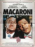Macaroni – 1985 – Ettore Scola – 40 x 56 cm – Original-Foto von Cinema
