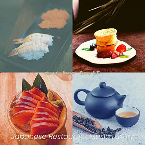 Japanese Restaurant Music Luxury