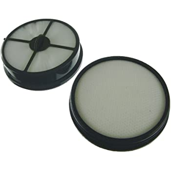 2 x Sets Vax MACH AIR FORCE LIVING Type 27 Pre and Post Motor HEPA Filter Kit