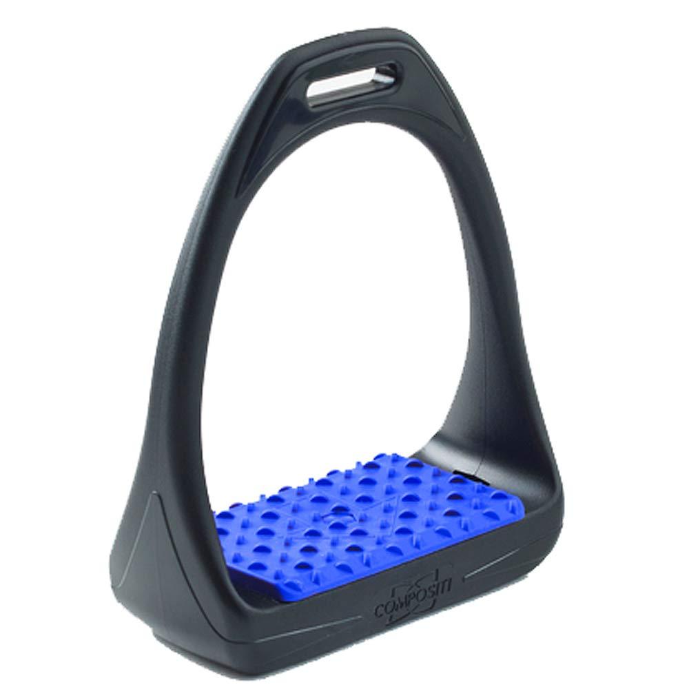 Compositi Polymer Riding Equipment Reflex 新作からSALEアイテム等お得な商品満載 3D Stirrups ご予約品 Wide Track