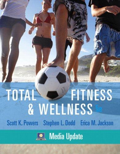 Total Fitness & Wellness Media Update