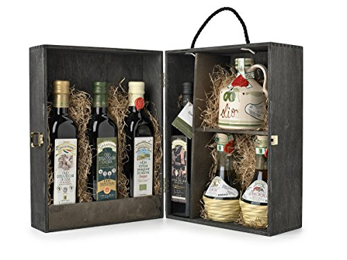 Cassetta regalo Maxima - Galantino - Puglia - Scatola di legno - Vari - -