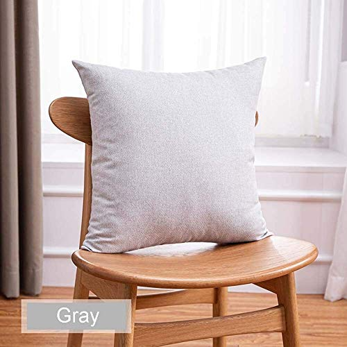 Coussin de siège de Jardin Coussin de Jardin en Plein air, résistant à l'eau 43 x 43 cm décoratifs Throw taies d'oreiller for Canapé Chaise Canapé Pillowcases Coussin de Siege (Color : B)