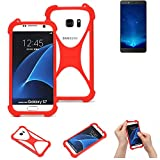 K-S-Trade® Mobile Phone Bumper For Bluboo Maya Max