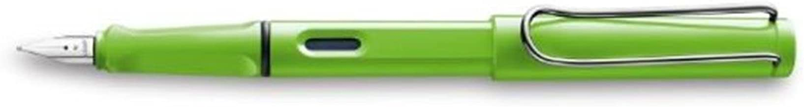 Lamy 1230636 Safari Fountain Pen Left Handed LH Green