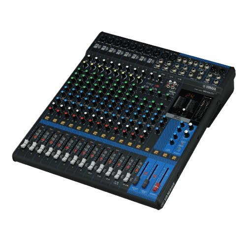 Yamaha MG16 X U 16 canaux de sortie Table de mixage audio – Tables de Mixage Audio...