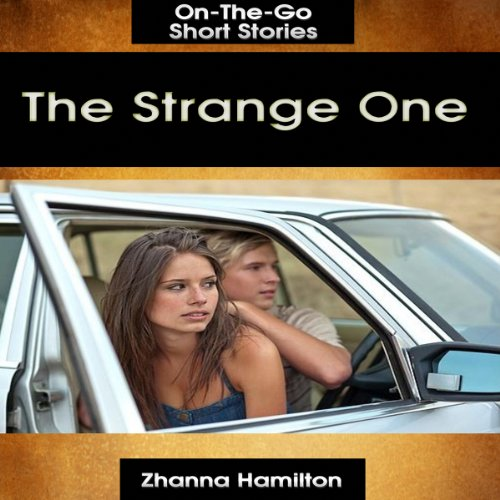 The Strange One audiobook cover art