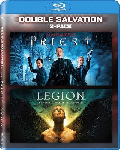 Legion (2010) / Priest (2011) – Set [Blu-ray]