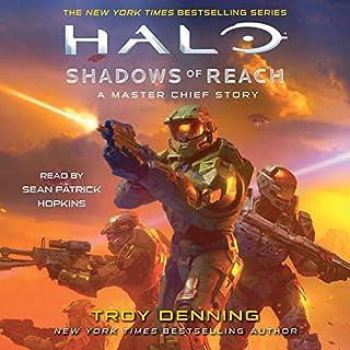 HALO: Shadows of Reach cover art