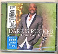 DARIUS RUCKER - Home For The Holidays CD+Digital Copy 2014 WALMART EXCLUSIVE (1 CD)