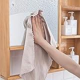 Paño de limpieza de toalla de cocina para ventana de vidrio de coche trapos de piso tazón plato de cerámica de la baldosa limpie plumero herramienta de limpieza del hogar 1 set/3 piezas