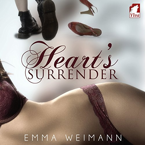 Heart's Surrender audiobook cover art