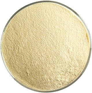 Golden Green Opalescent Powder Frit - 4oz - 90COE - Made from Bullseye Glass