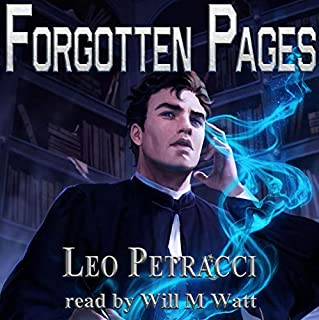 Forgotten Pages: A Prequel Novelette audiobook cover art