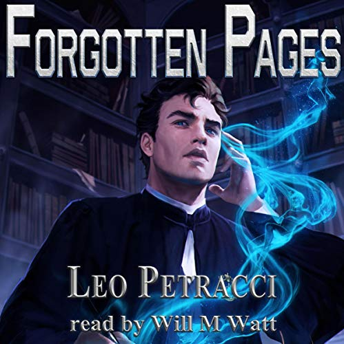 Couverture de Forgotten Pages: A Prequel Novelette