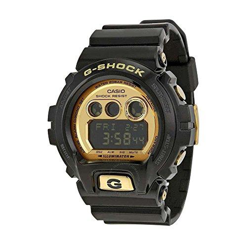 Casio GD-X6900FB-1CR - Reloj de Pulsera Hombre, plástico, Color Negro