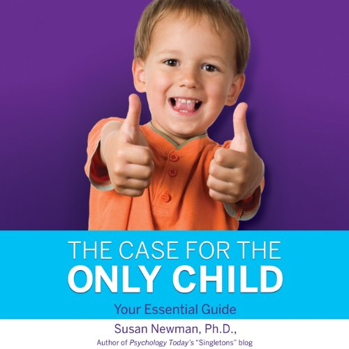The Case for the Only Child audiobook cover art