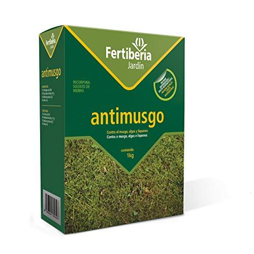 Treatment Fungal Antimusgo for Lawn Fertiberia - 1 KG
