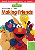 Sesame Street: Preschool Is Cool: Making Friends [DVD] [Import]