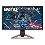 BenQ MOBIUZ EX2710S 27 Zoll HDRi IPS Gaming-Monitor, 165 Hz, 1 ms, FreeSync Premium, FHD Black