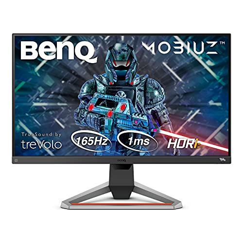 "Monitor para Juegos BenQ MOBIUZ EX2710S 27"" HDRi IPS, 165 Hz 1 ms FreeSync Premium FHD"