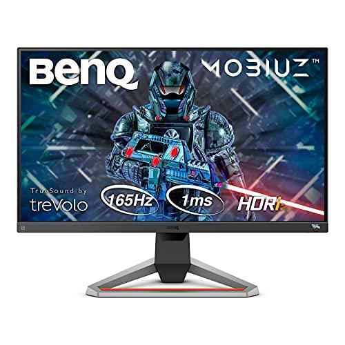 BenQ MOBIUZ EX2710S 27 Inch HDRi IPS Gaming Monitor, 165Hz 1ms MPRT,...