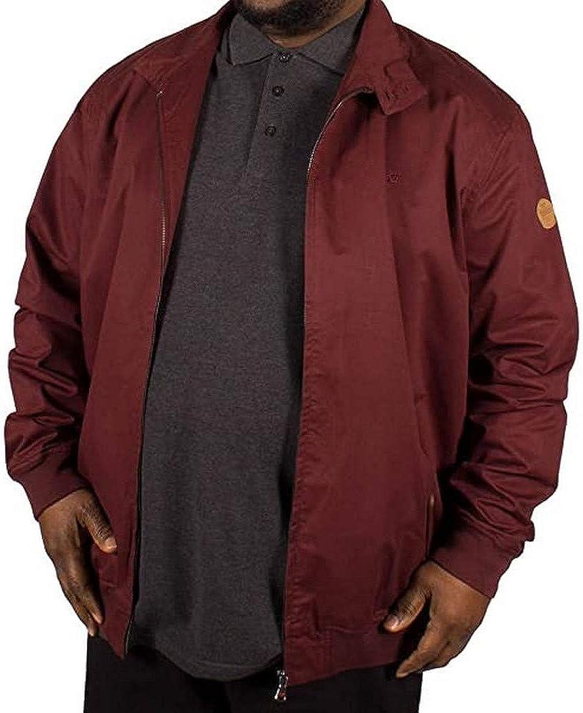 Duke Mens Windsor Kingsize Cotton Harrington Jacket