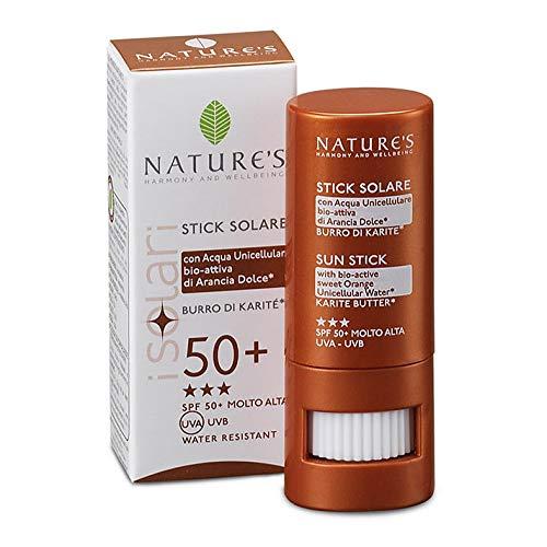 Bios Line Solari Natures Stick Spf50+ - 8 ml