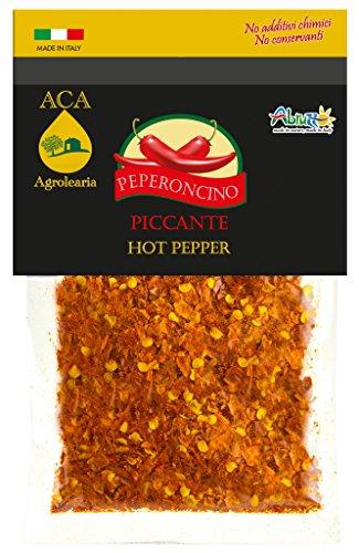Peperoncino piccante frantumato, 250 gr