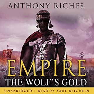 The Wolf's Gold: Empire V cover art