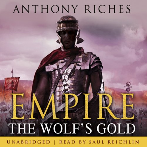 The Wolf's Gold: Empire V Titelbild