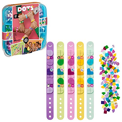 LEGO DOTS Bracelet Mega Pack 41913 DIY Creative Craft Bracelet Making Kit