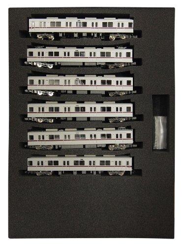 Trains de 6 voitures jauge ensemble de N 4303 Tobu 10030 voiture de renouvellement du syst?me Tojo ligne de base (moteur) (japan import)