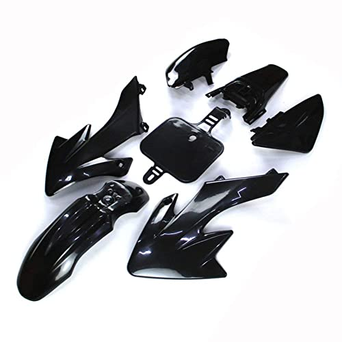 Plastic Fender Fairing kit for CRF XR 50 SDG SSR Taotao Baja 50 70 125 Pit