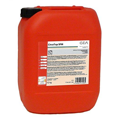 GEA CircoTop SFM 12 kg Reinigungsmittel sauer