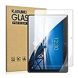 [2 Pack] KATUMO Protector de Pantalla para Lenovo Tab E10 10.1 TB-X104F Vidrio Templado Tab E10 TB-X104F [Sin Burbujas][Transparent ]