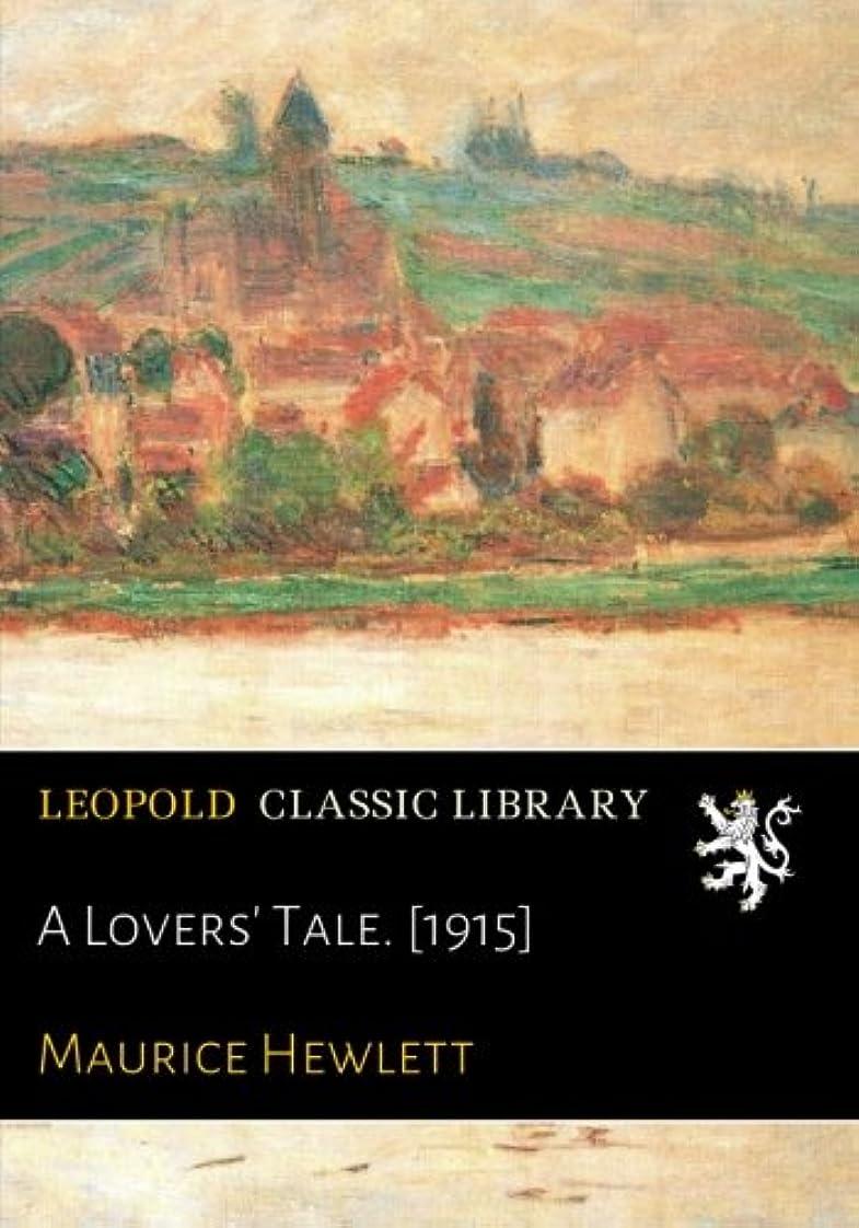 自分潜水艦掃除A Lovers' Tale. [1915]
