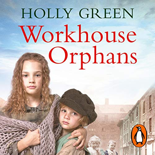 Workhouse Orphans audiobook cover art
