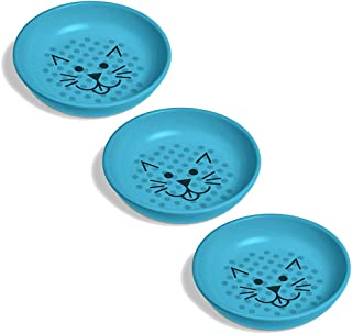 Van Ness - Ecoware Cat Dish, Non-Skid, Holds 8 oz of Food
