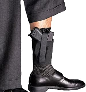 Galco Cop Ankle Band for Ruger LCP, Kel Tec P3AT, P32, Sig Sauer P238, NAA Guardian