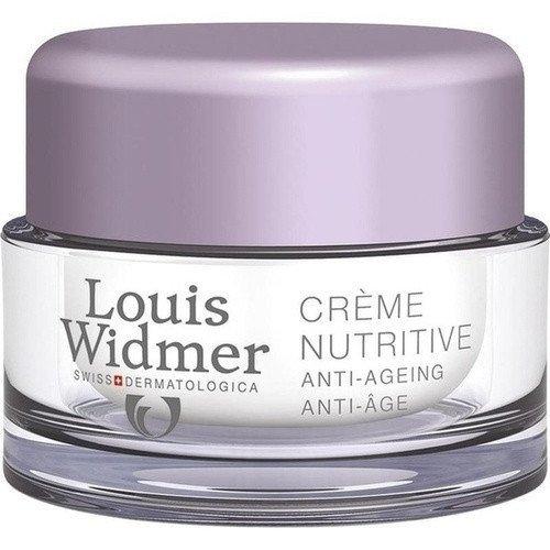 Louis Widmer Crème Nutritive unparfümiert- 50 ml