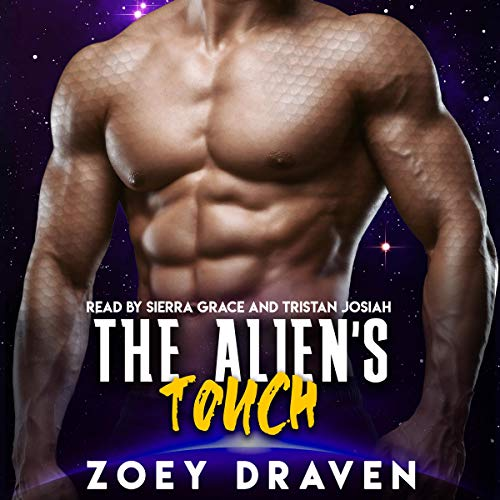 The Alien's Touch  By  cover art