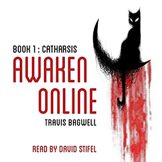 Awaken Online: Catharsis                   By:                                                                                                                                 Travis Bagwell                               Narrated by:                                                                                                                                 David Stifel                      Length: 16 hrs     7,170 ratings     Overall 4.7