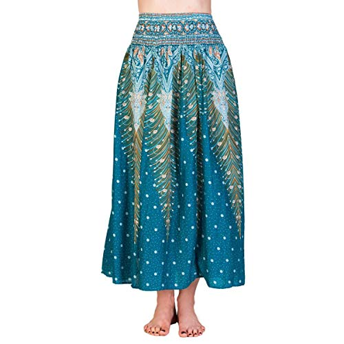 PANASIAM Summerskirt, V04 in turkis
