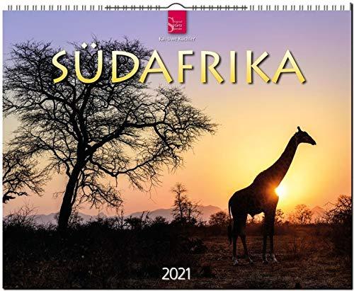 Südafrika: Original Stürtz-Kalender 2021 - Großformat-Kalender 60 x 48 cm