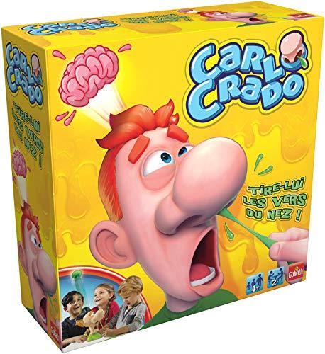 Goliath - Carlo Crado - Jeux d'enfants - à partir de 4 ans- Jeu de société - Jeu de adresse